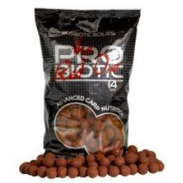 Starbaits Boilie Probiotic Red One-14 mm 2,5 kg