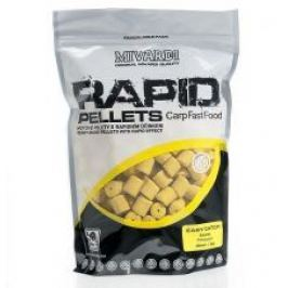 Mivardi Pelety Rapid Easy Catch Ananas-10 kg 12 mm