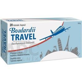 Boulardii TRAVEL cps 1x20 ks