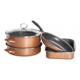 Set riadov Grande Stone Legend Copperlux Delimano, 5 ks